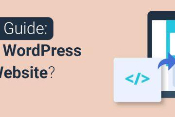 embed wordpress blog into website