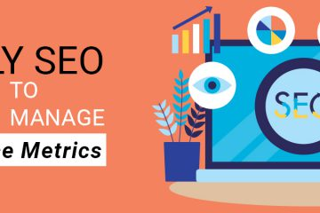 monthly seo tasks