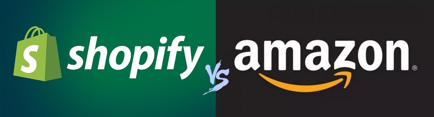 Shopify Vs Amazon: The Battle Between The Two Giants!