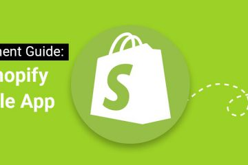 shopify app development guide