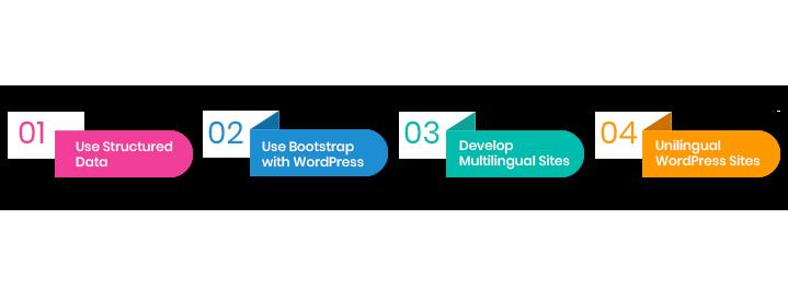 wordpress development process info