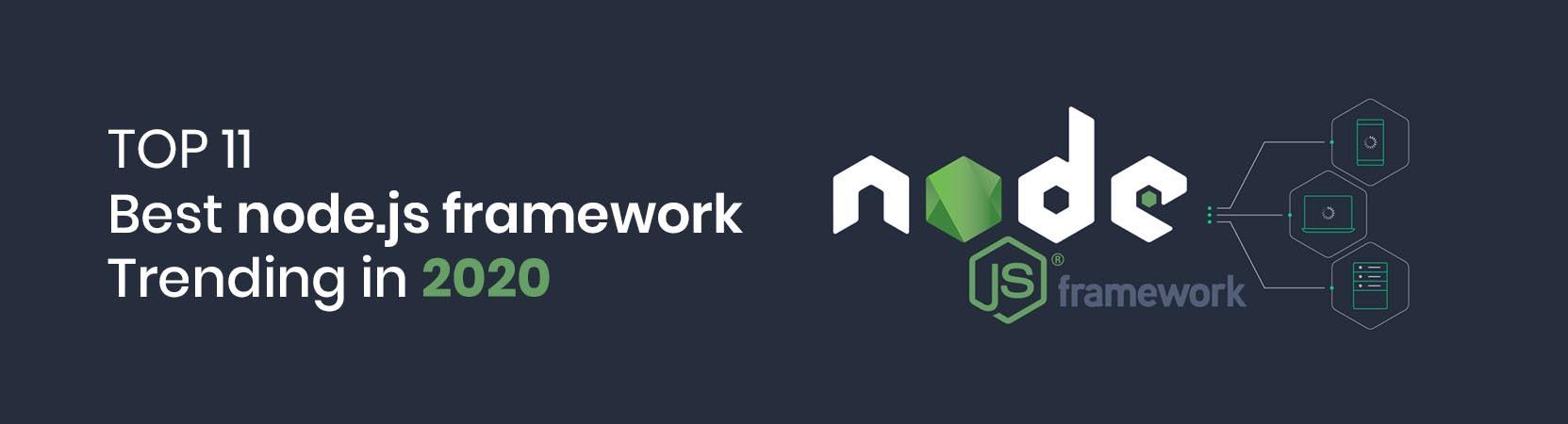 11 best node.js framework