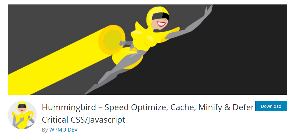 HUMMINGBIRD PAGE SPEED OPTIMIZATION