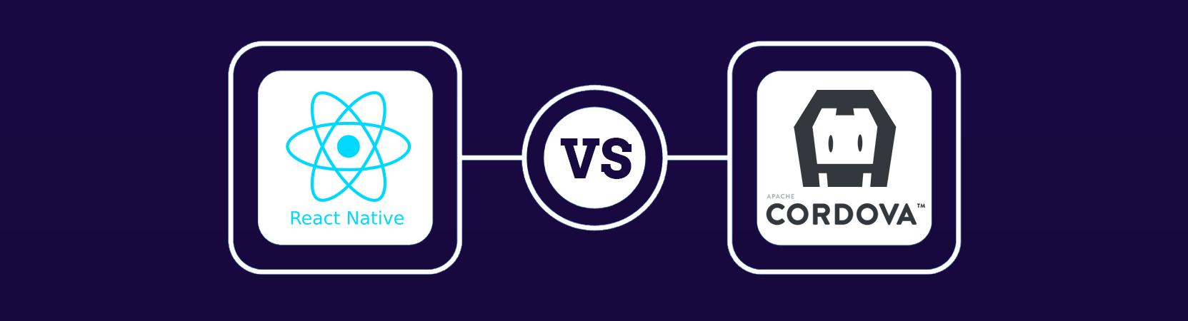 react native vs cordova